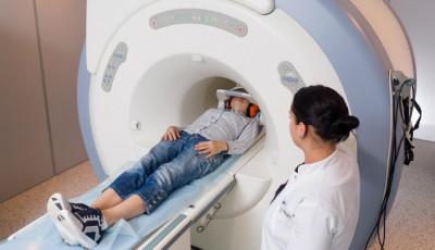 МРТ головного мозга для детей