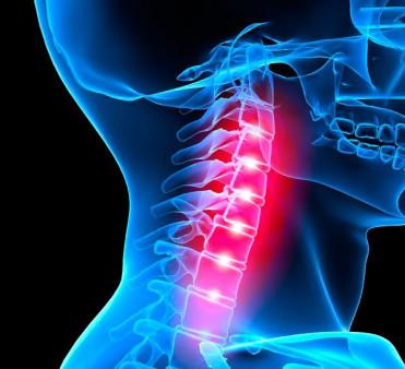 Массаж при остеохондрозе